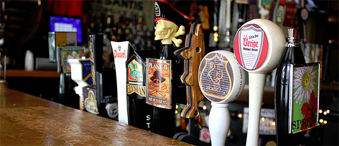 Best Tap Lists in Baltimore