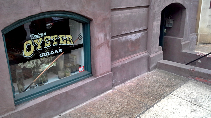Dylans Oyster Cellar 4 W Madison St 443 803 4341