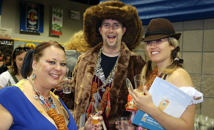Recap of the 2014 Great American Beer Fest (Photos)