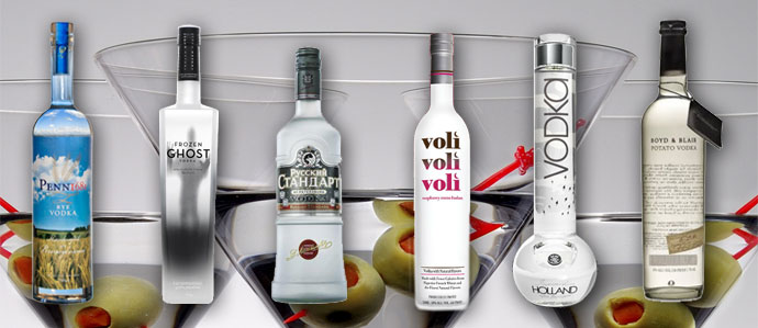 National Vodka Day: From Russian Standard to Vodka Light (Voli)