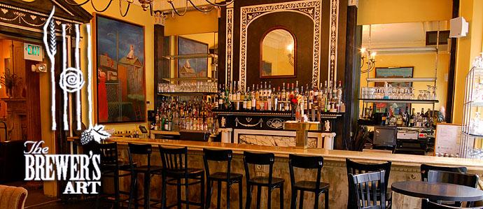 Best bars the brewer 39 s art drink baltimore the best for Craft restaurant century city