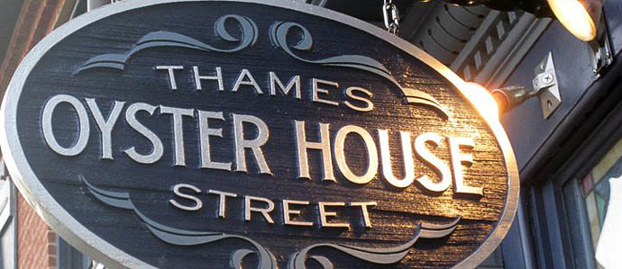 Attractive Best Bars: Thames Street Oyster House