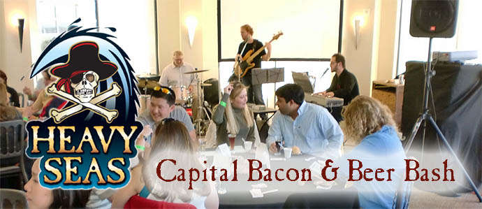 Capital Bacon & Beer Bash, Nov 19