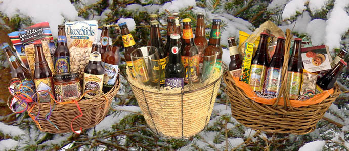 Craft Beer Gift Basket