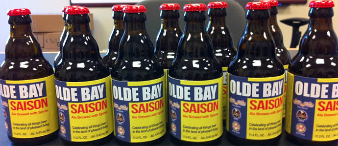 Brian Strumke of Stillwater Might Brew More Olde Bay Saison