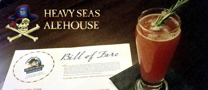 Now Open: Heavy Seas Ale House