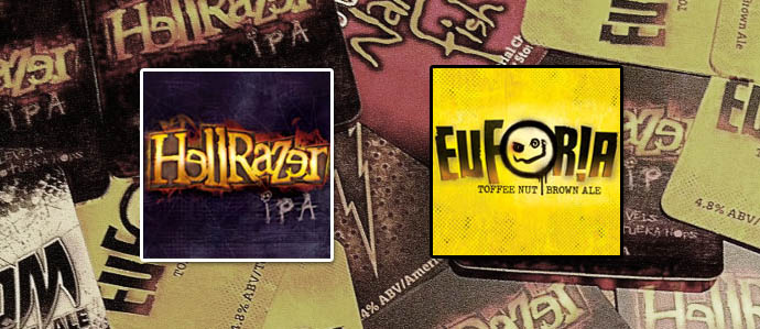 DuClaw Releases HellRazer and EuForia in Bottles
