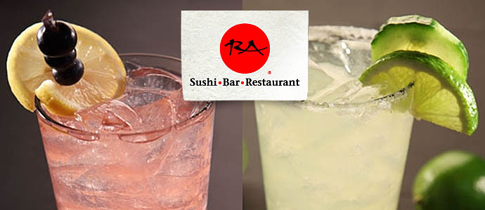 Spring Luau Party at RA Sushi, March 22