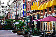 Baltimore Bars with Outdoor Seating