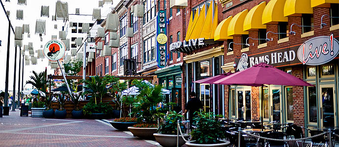 Baltimore Bars with Outdoor Seating - Drink Baltimore ...