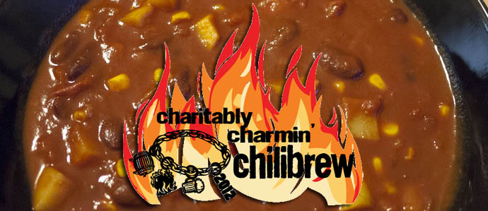 BaltiBrew's ChiliBrew Cook-Off & Fundraiser, April 22