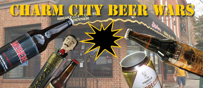 1st Annual Charm City Beer Wars