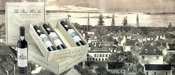 Rare Wine Co. Madeira: Tasting Baltimore's Past