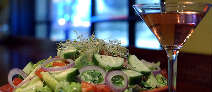 Celebrate VegWeek With Great Drinks, April 23-29