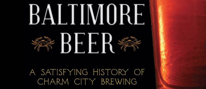 Win A Free Baltimore Beer Book From The History Press