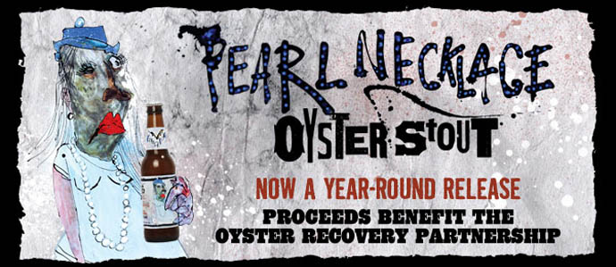 Flying Dog Announces Year-Round Distribution of Pearl Necklace Oyster Stout