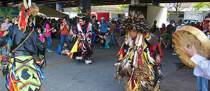 Showcase of Nations Ethnic Festivals 2012 Calendar Guide
