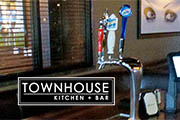 The New BYOB: Be Your Own Bartender at Townhouse Kitchen + Bar