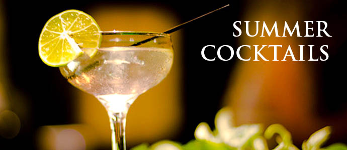 Summertime Sips: 10 Cocktails to Try Now