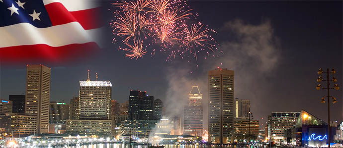 Independence Day: July 4 Celebrations in Baltimore