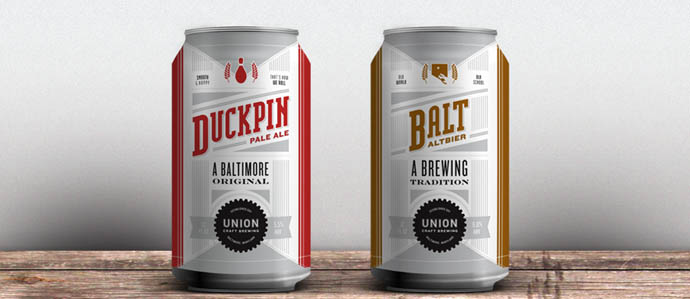 Union Brewing Official Release Party at Max's Taphouse, June 29