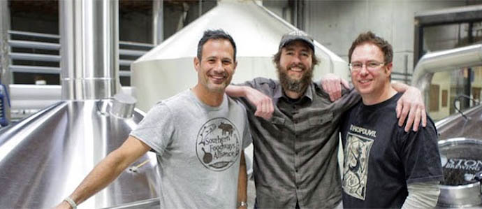 Dogfish Head, Victory, Stone Brewers Host Google Hangout, July 26