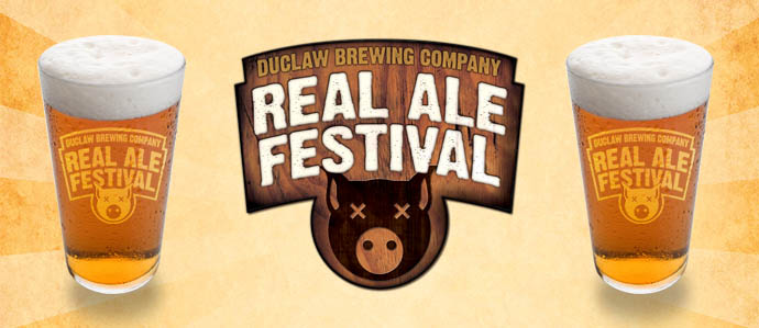 DuClaw's 5th Annual Real Ale Festival, Sept 8
