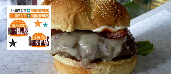 First Annual Charm City Burger Wars at Mother's Grille, Sept 22