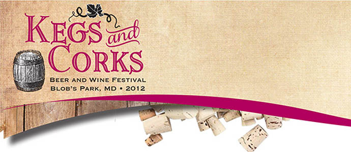 Kegs and Corks Beer and Wine Festival, August 25-26