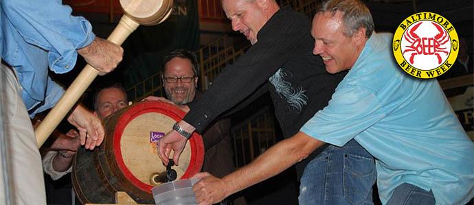 Baltimore Beer Week 2012 Opening Tap, October 19