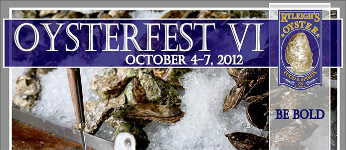 Ryleigh's OysterFest Takes Over Cross Street on October 4, 6 & 7
