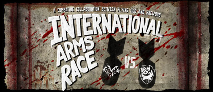 BrewDog vs. Flying Dog International Arms Race Debut, Oct 15-17