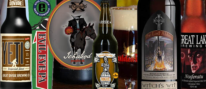 Frightful Brew: 8 Spooky Beers for Halloween