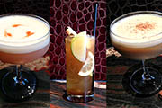 B&O Brasserie's Fall Cocktails From Brendan Dorr