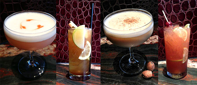 B&O Brasserie's Fall Cocktails From Brendan Dorr
