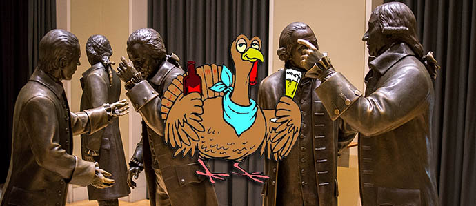 4 Reasons Why Thanksgiving Eve is Biggest Drinking Night of the Year