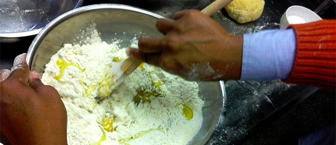 Waterfront Kitchen Cooking Classes Include Wine and Tastings