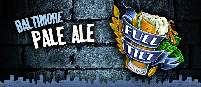 Full Tilt Brewing: There's a New Brewer in Town