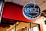 Union Craft Brewing Truck Party Food Rally, February 8