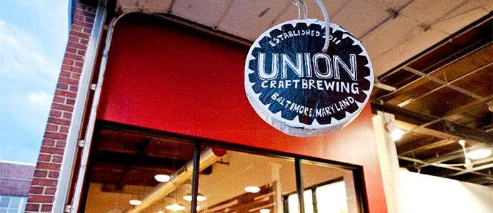 Union craft brewing truck party food rally february 8 for Union craft brewing baltimore md