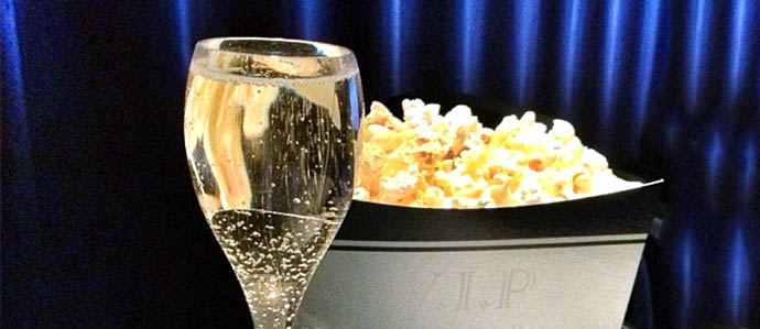 Wit & Wisdom Popcorn and Bubbly Academy Awards Special