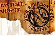Sixth Annual Beer, Bourbon and BBQ Festival at Timonium Fairgrounds, March 22-23