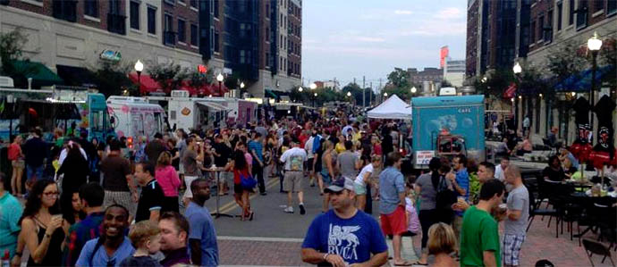 Food Truck Baltimore Today