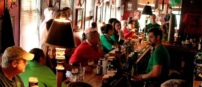 Top Irish Bars in Baltimore