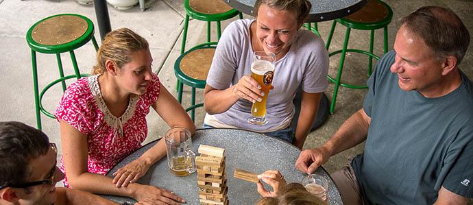 Science: The Taste of Beer Makes Your Brain Happy