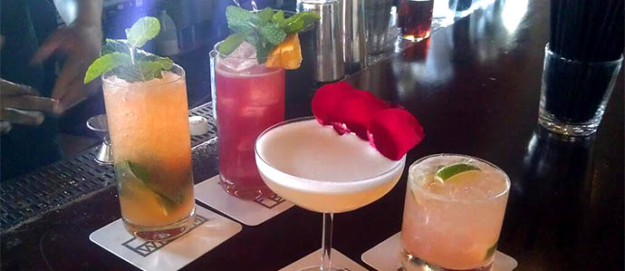 Wit & Wisdom Debuts New Spring Cocktails and Outdoor Seating