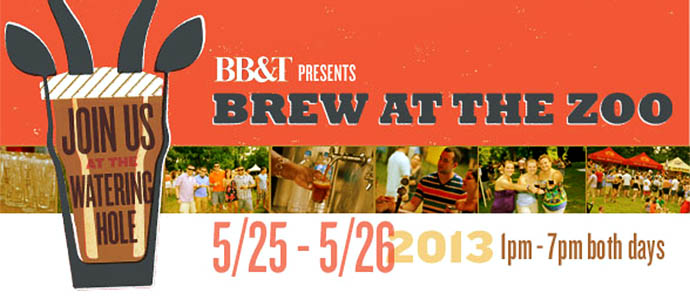 Maryland Zoo's Brew at the Zoo, May 25-26