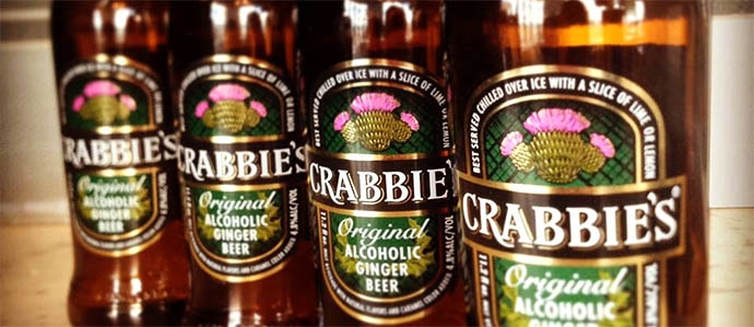 Beer Review: Crabbie's Alcoholic Ginger Beer