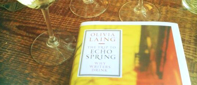Why Do Writers Drink? A New Book Looks at the Link