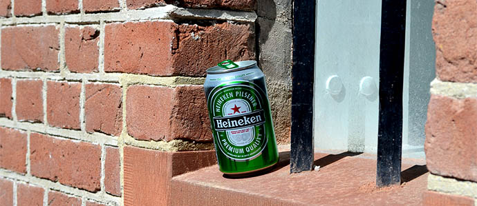 Heineken Can't Compete With Craft Beer, Says CEO
